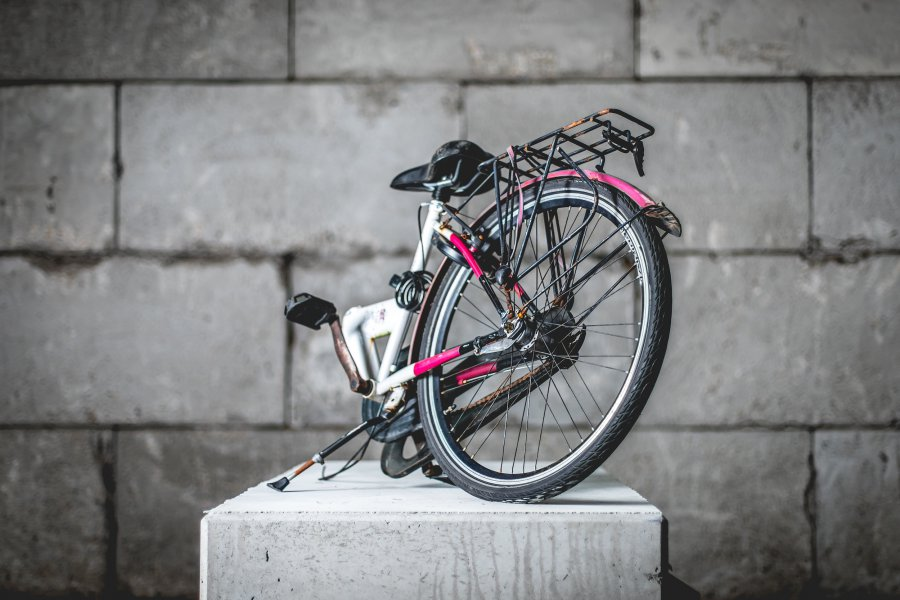 Oude fiets inleveren