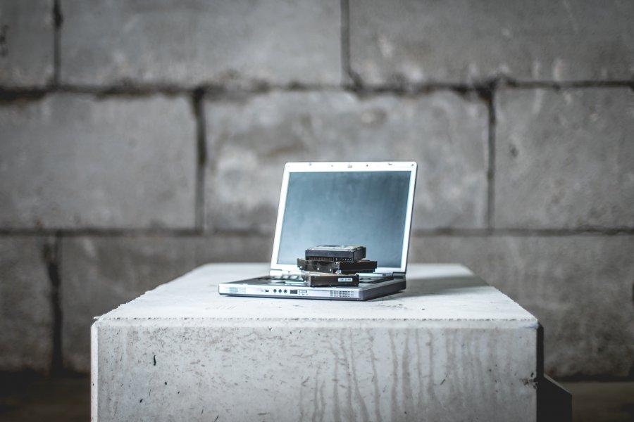Oude computer inleveren