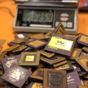 Oude processoren inleveren
