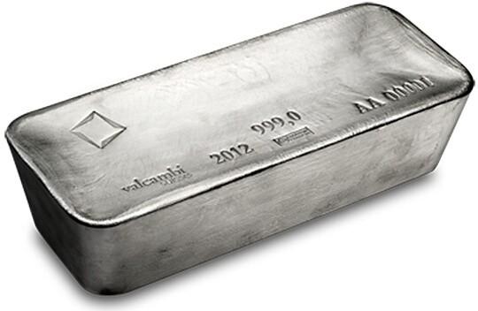Blok zilver